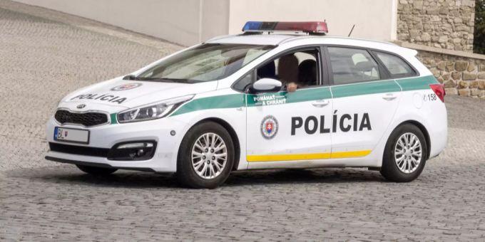 Slowakei Polizei