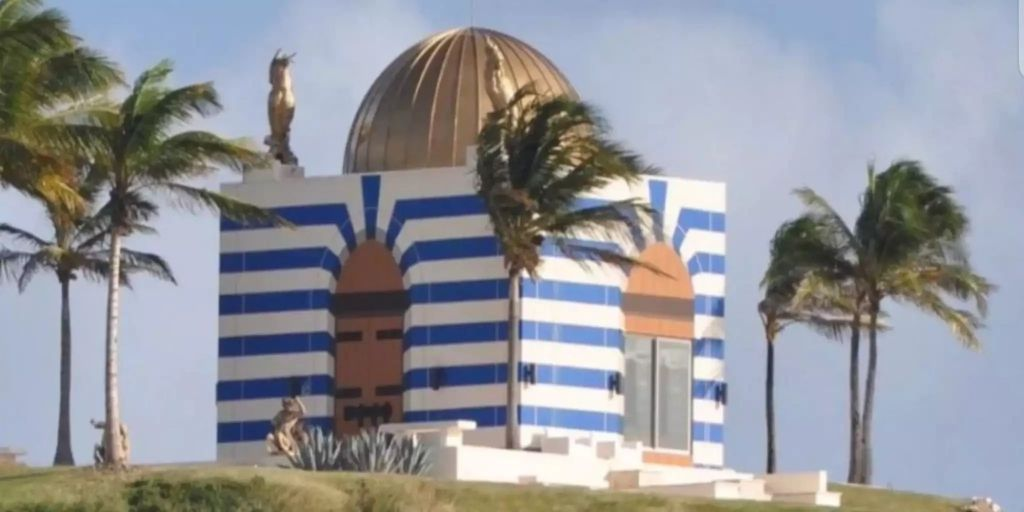 Verschwörungstheorien um «Sex-Tempel» von Jeffrey Epstein