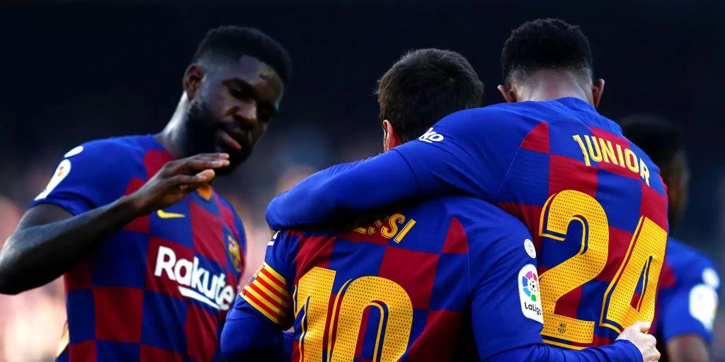 Barcelona Gegen Getafe