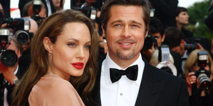 Trennung Angelina Und Brad