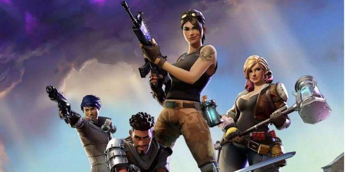 Fortnite Battle Royale Dieses Spiel Setzt Die Gameindustrie Unter