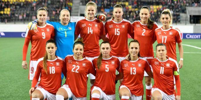 Schweizer Frauen Nati Steht Vor Grossem Erfolg