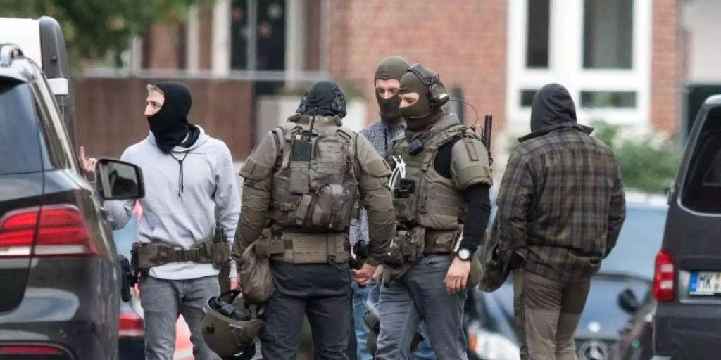 Polizeieinsatz In Münster Bei Dieburg