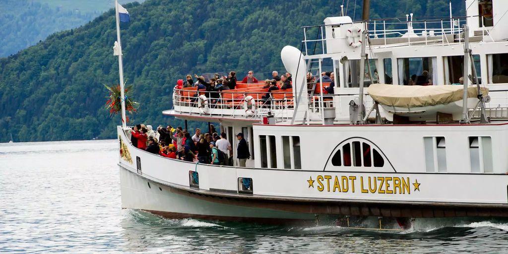 Crowdfunding Fur Revision Von Dampfschiff Stadt Luzern Auf Kurs