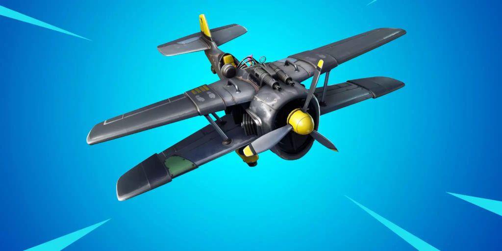 epic flugzeug