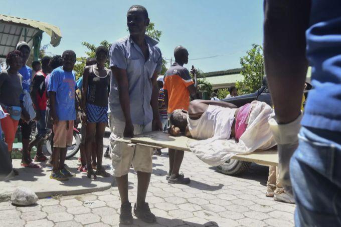 Terremoto ad Haiti