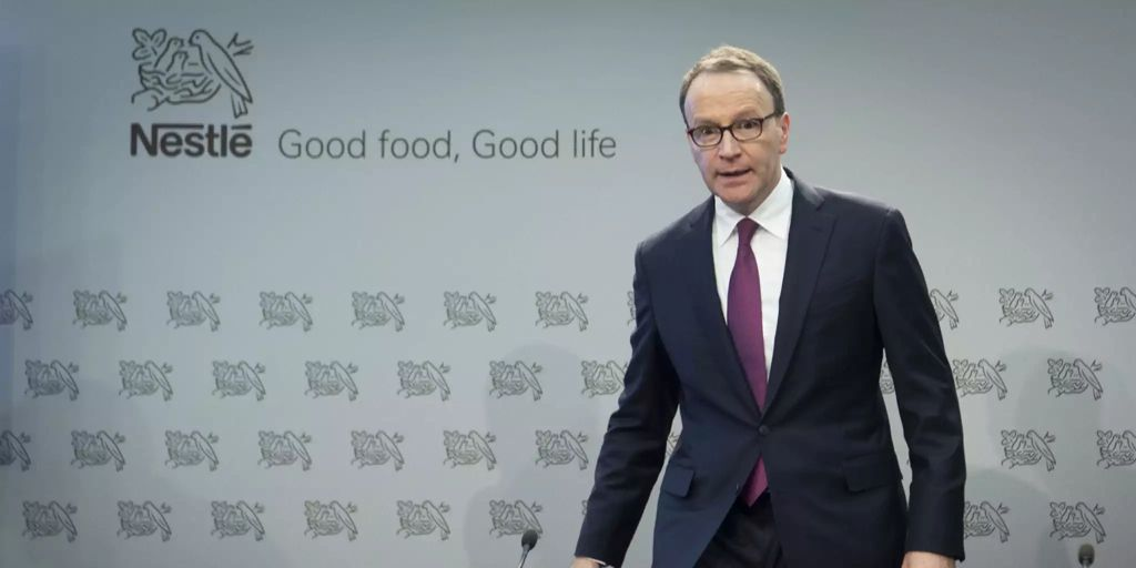 Ulf Schneider Nestle