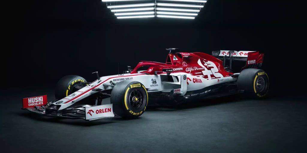 Formel 1 Alfa Romeo