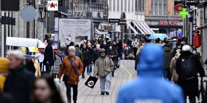 Dänemark Menschen