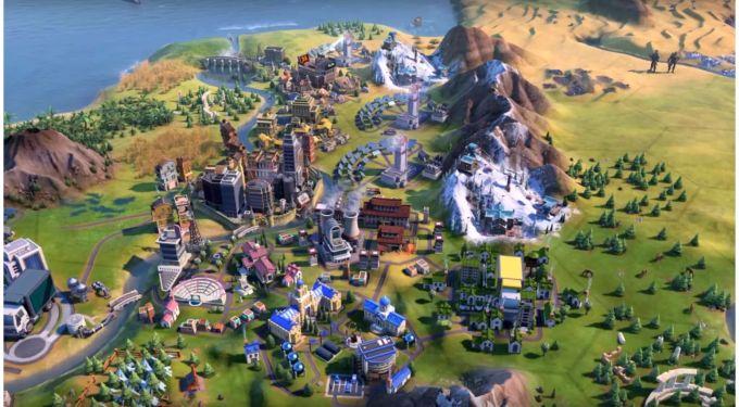 Civilization 6 erhält mit DLC Klimawandel und Naturkatastrophen