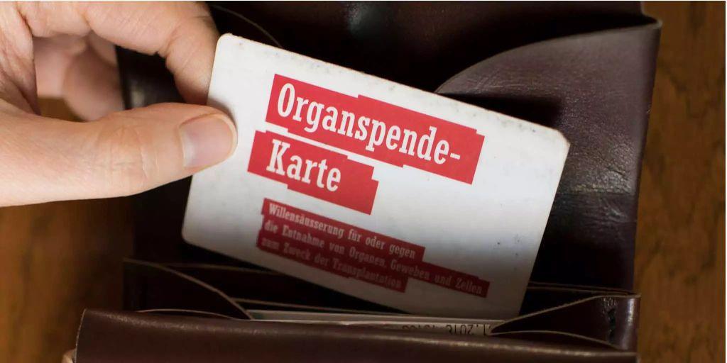 Schweiz Startet Elektronisches Register Fur Organspender