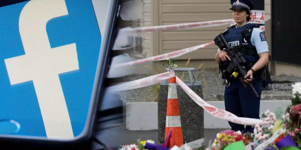 Terroranschlag Neuseeland Video Facebook: Ohne Facebook Hätte Es Christchurch Nicht Gegeben, Sagt