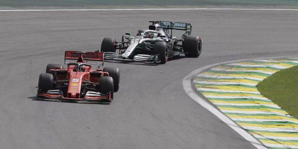Ferrari Was Ist Dran An Den Gerüchten Um Lewis Hamilton