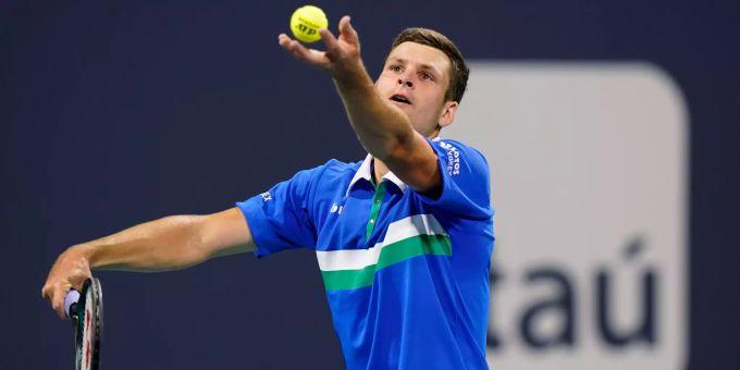 Miami Open: Hubert Hurkacz trifft im Finale auf Jannik Sinner