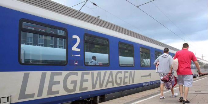 Sbb Liebäugelt Mit Neuen Nachtzug Verbindungen