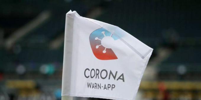 La aplicación Corona advierte