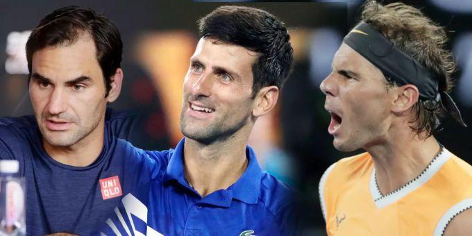 Roger Federers Grand Slam Vorsprung Auf Nadal Und Djokovic Schmilzt