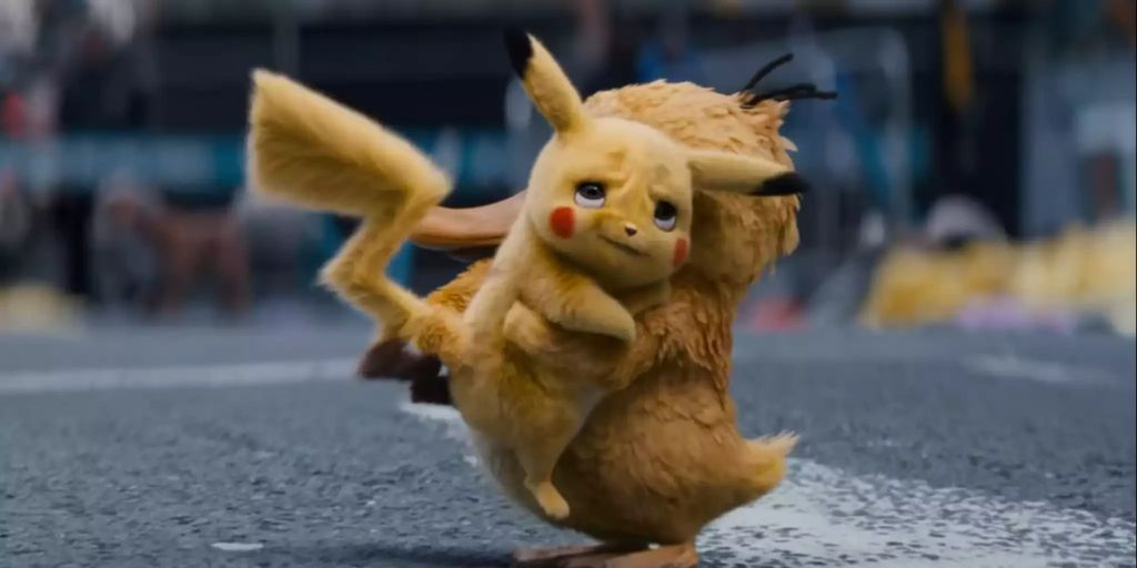 Pokémon Meisterdetektiv Pikachu Kinox.To