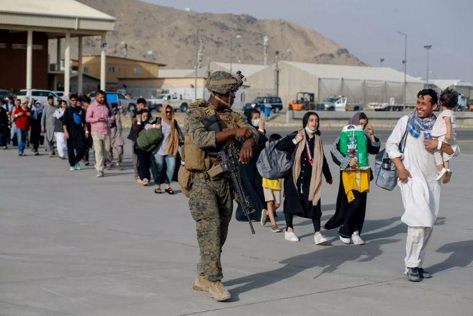 Afghanistan Stati Uniti Talebani