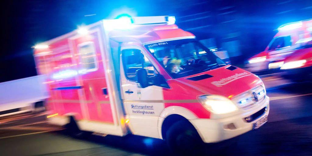 Unfall Potsdam 3 Tote