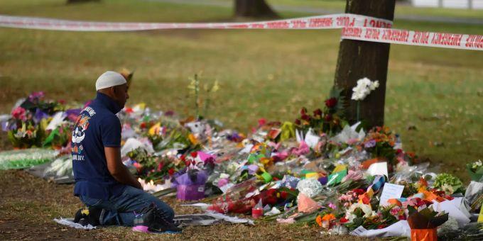 Neuseeland Moschee Video Photo: Nach Christchurch-Attentat Wollen Gangs Moscheen Beschützen