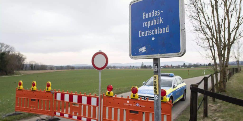Corona Grenze Schweiz Deutschland