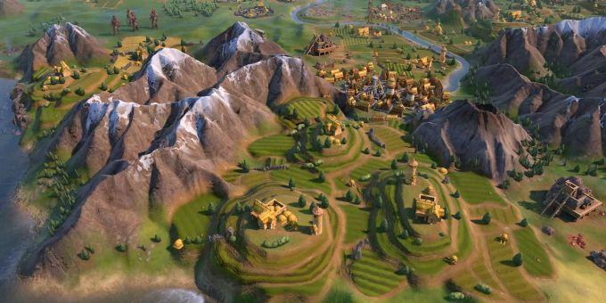 Civilization 6 erhält Gathering Storm DLC mit neuen Anführern