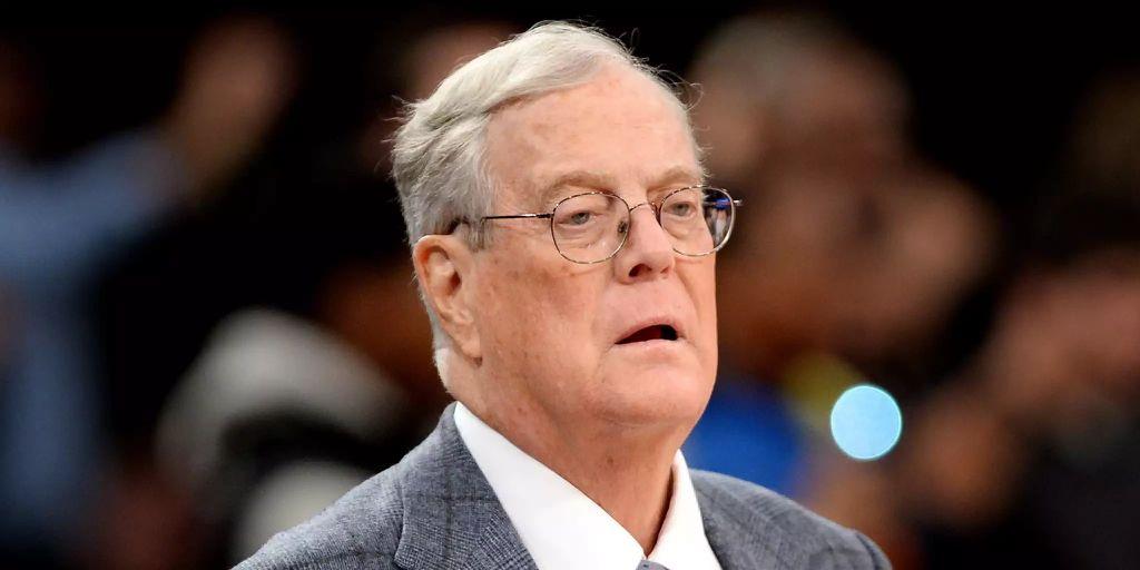 Erzkonservativer Milliardär David H. Koch stirbt mit 79