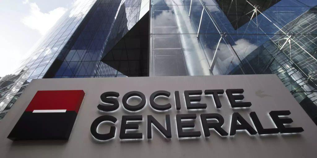 Societe Generale Aktie
