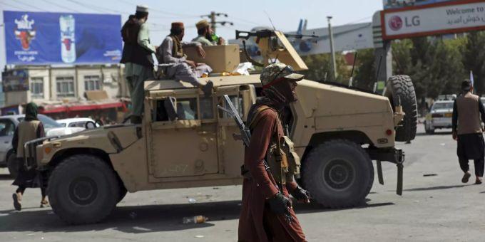 Afghanistan Talebani Paesi Bassi