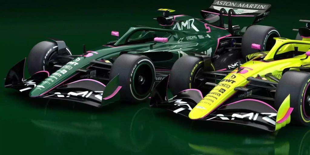 Racing Point Als Aston Martin Ab 2021 In British Racing Green