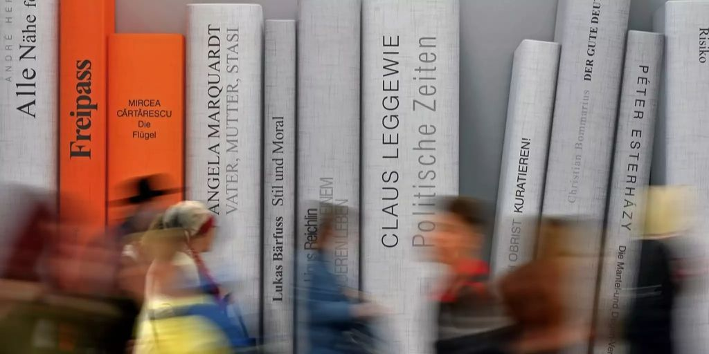 Leipziger Buchmesse 2021 verschiebt Termin auf Ende Mai
