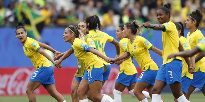 Jamaika Frauen Fussball
