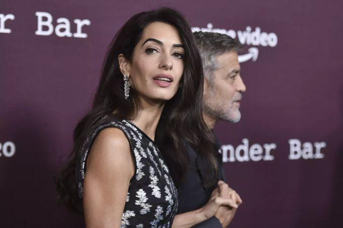 George Clooney spera