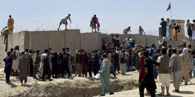 La situazione in Afghanistan e Kabul