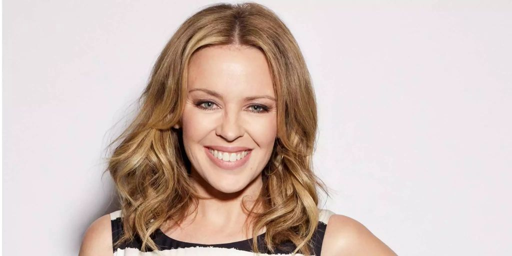 Kylie Minogue Jung