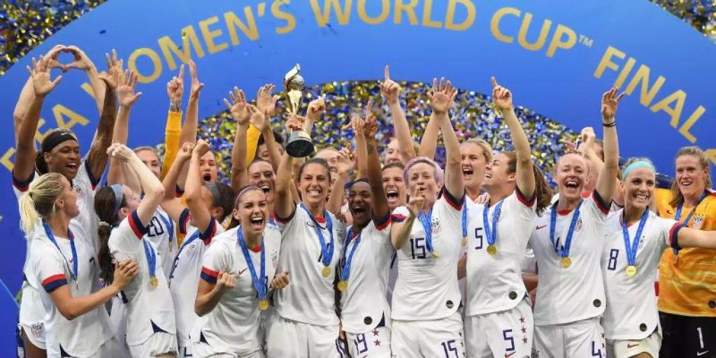 Fußball-Weltmeisterschaft Der Frauen