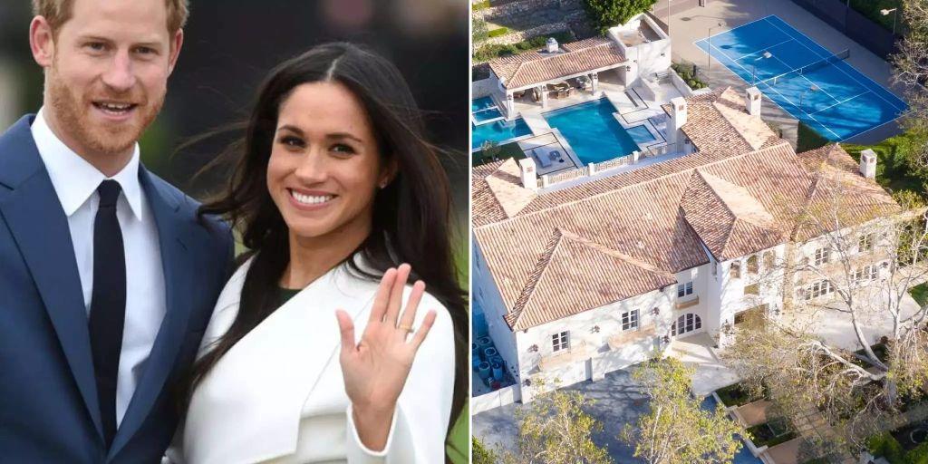 meghan markle and prince harry keen on 7 million villa in malibu nau ch world today news meghan markle and prince harry keen on