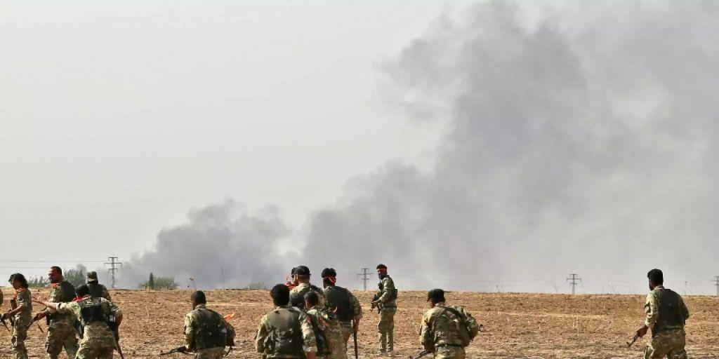 Türkei Syrien News