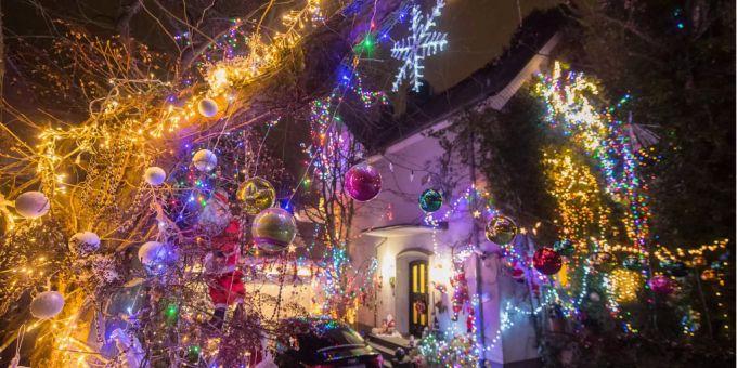 Weihnachtsbeleuchtung Auf Rechnung.Frau Erhält Stromrechnung Von 280 Milliarden Franken