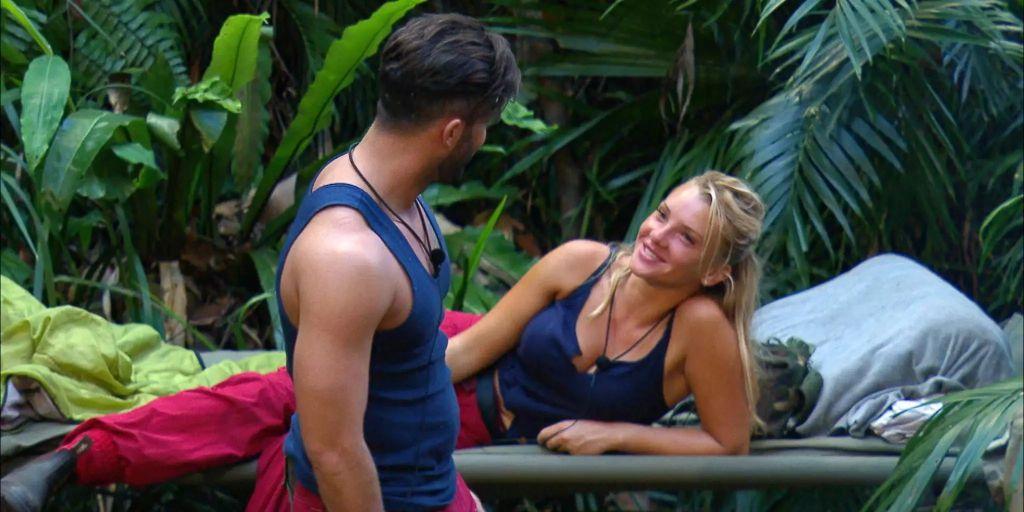 Liebeslügen Im Dschungelcamp Sorgen Bei Domenicos Freundin