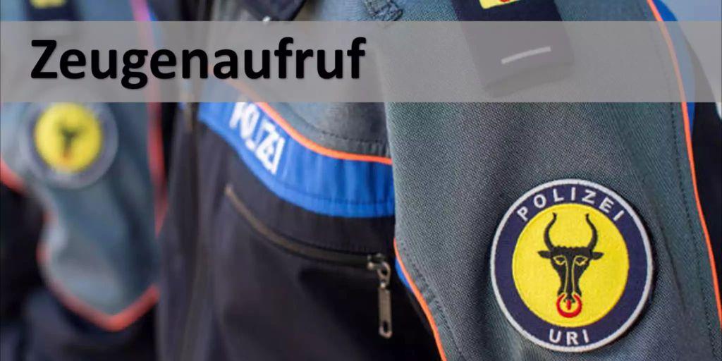 Schattdorf UR: Brandfall in öffentlicher Toilette ...