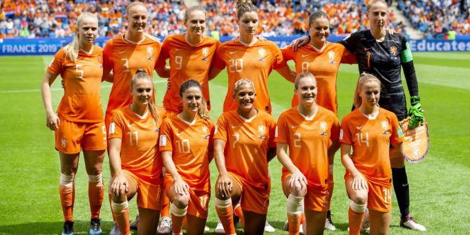 Niederlande Frauen Wm