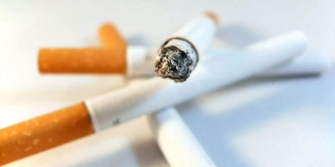 Tabakrauchen: Kalter Rauch gefährdet besonders Kleinkinder