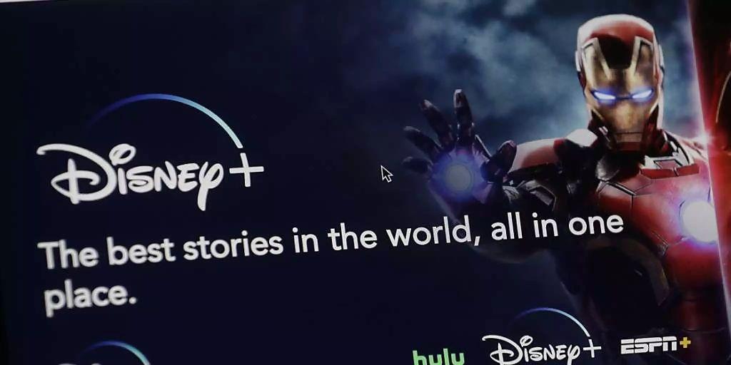 Walt Disney Streaming Dienst