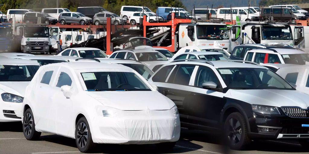 schweizer kaufen weniger diesel autos daf r mehr benziner