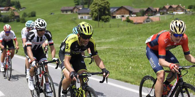Tour De Suisse 2020.Tour De Suisse 2020 Endet In Andermatt