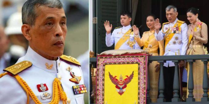 Thai König Prellt Bayern