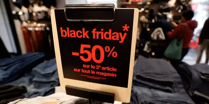 Detailhändler Kommen Nicht Um Teilnahme Am Black Friday Herum