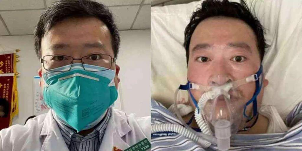 Chinesischer Arzt Coronavirus
